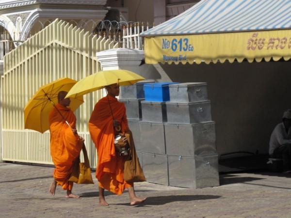 Phnom Penh, 11 juli 2010