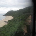 Vietnam at is best from the train