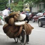 Two wheeled shop