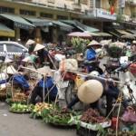 Busy Hanoi