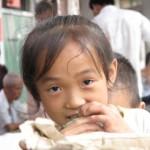 Sweet girl in Yangmei