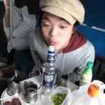 Vodka and Masayuki