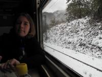 Onderweg van Podgorica - naar Belgrado